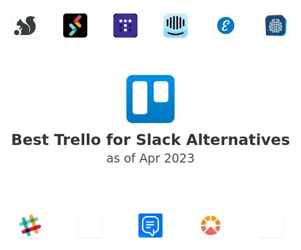Best Trello for Slack Alternatives