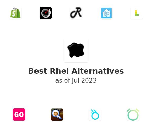 Best Rhei Alternatives