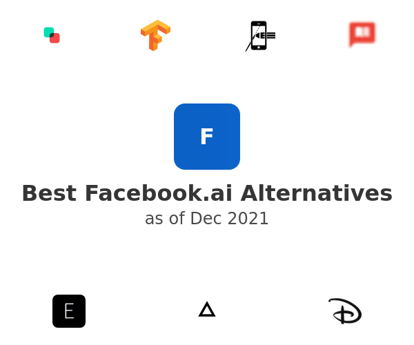 Best Facebook.ai Alternatives