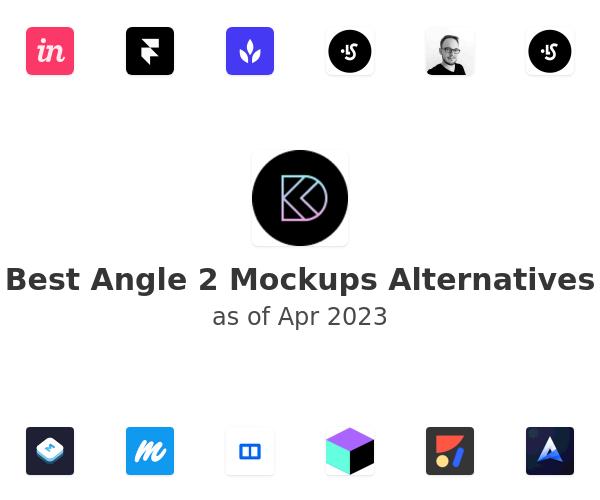 Best Angle 2 Mockups Alternatives
