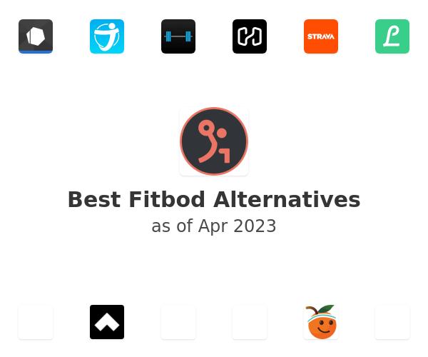 Best Fitbod Alternatives