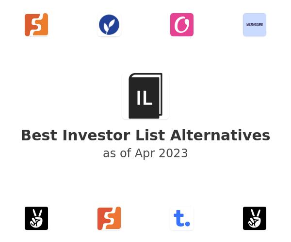 Best Investor List Alternatives