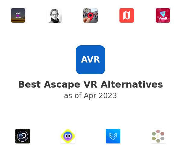 Best Ascape VR Alternatives