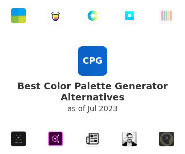 Best Color Palette Generator Alternatives