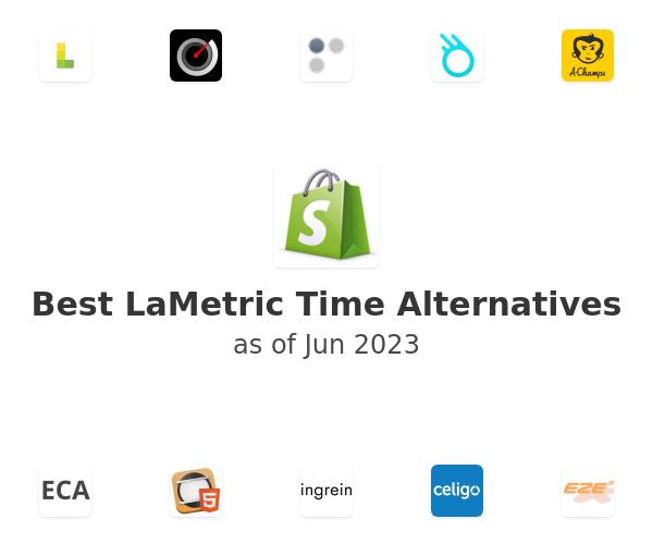Best LaMetric Time Alternatives