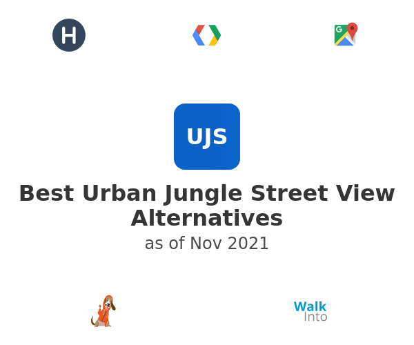 Best Urban Jungle Street View Alternatives