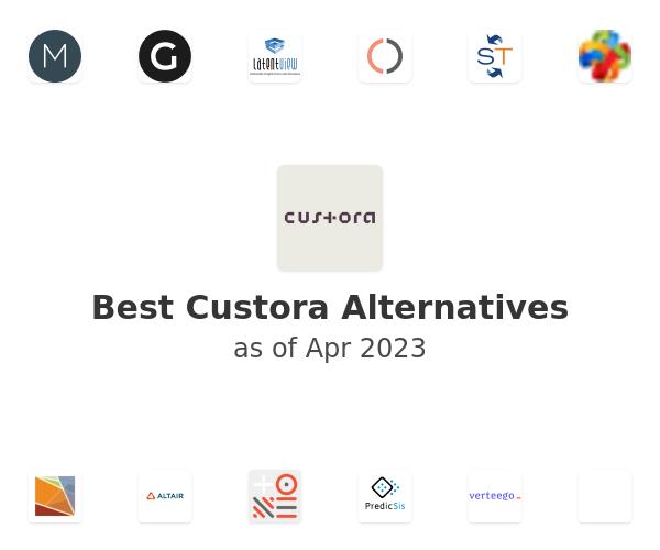 Best Custora Alternatives