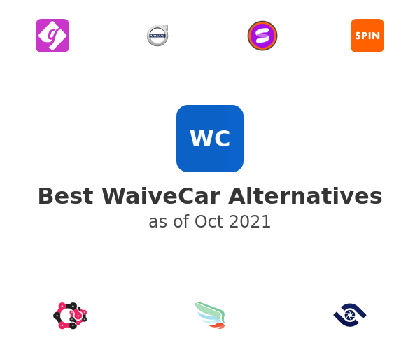 Best WaiveCar Alternatives