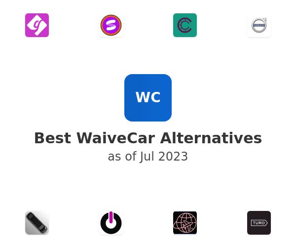 Best WaiveCar Alternatives