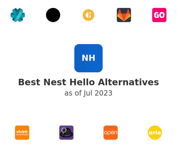Best Nest Hello Alternatives