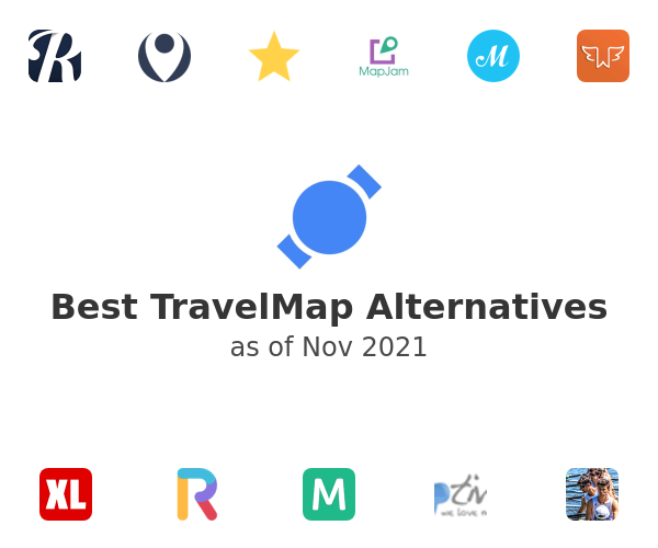 Best TravelMap Alternatives