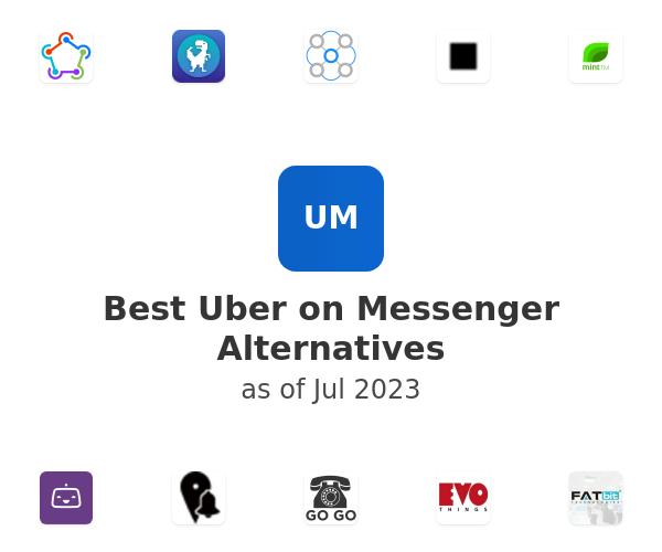Best Uber on Messenger Alternatives