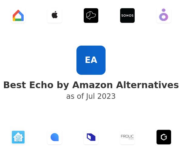 Best Echo by Amazon Alternatives