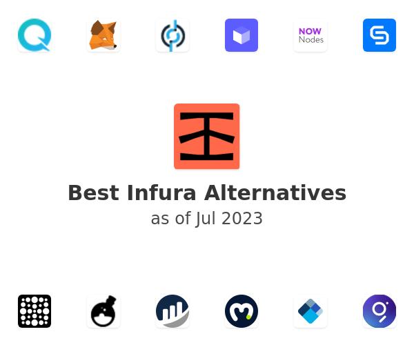 Best Infura Alternatives
