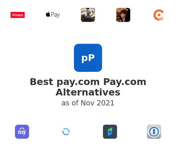 Best pay.com Pay.com Alternatives