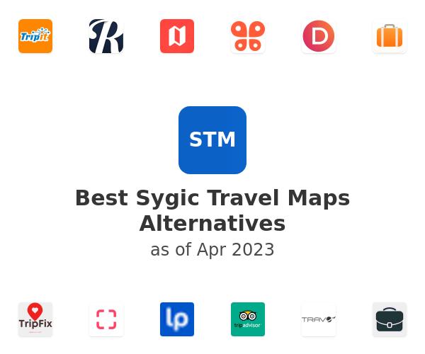 Best Sygic Travel Maps Alternatives