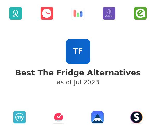 Best The Fridge Alternatives