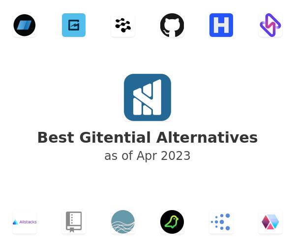 Best Gitential Alternatives