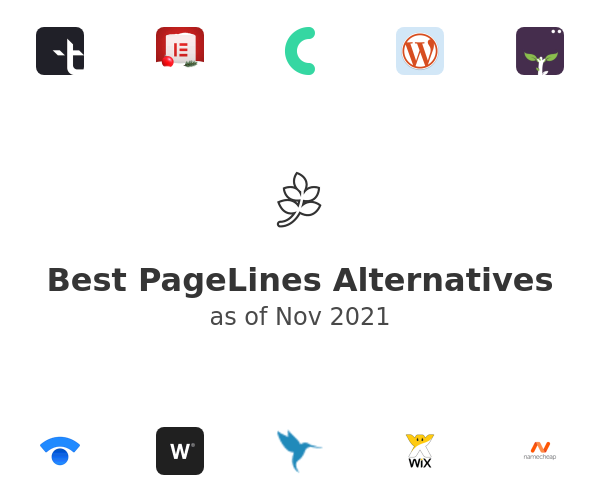 Best PageLines Alternatives