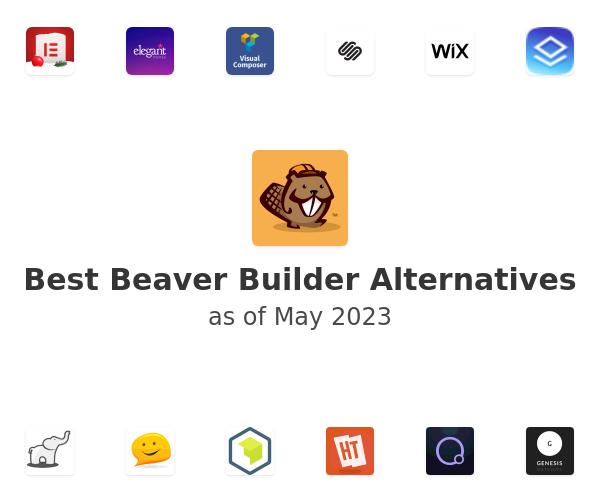 Best Beaver Builder Alternatives