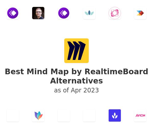 Best Mind Map by RealtimeBoard Alternatives