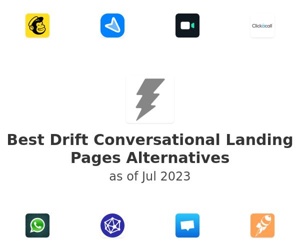 Best Drift Conversational Landing Pages Alternatives
