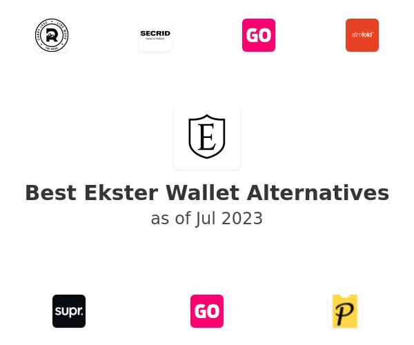 Best Ekster Wallet Alternatives