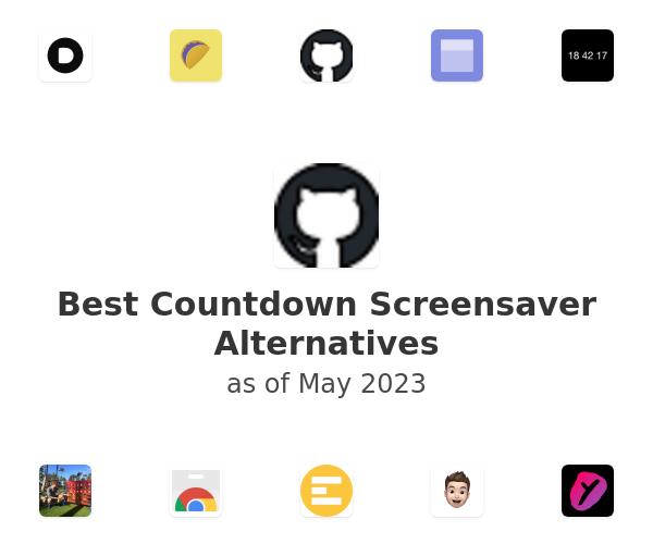 Best Countdown Screensaver Alternatives