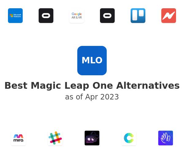Best Magic Leap One Alternatives