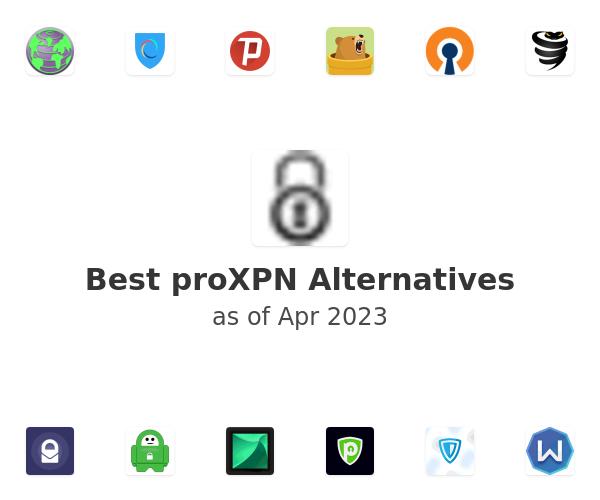 Best proXPN Alternatives