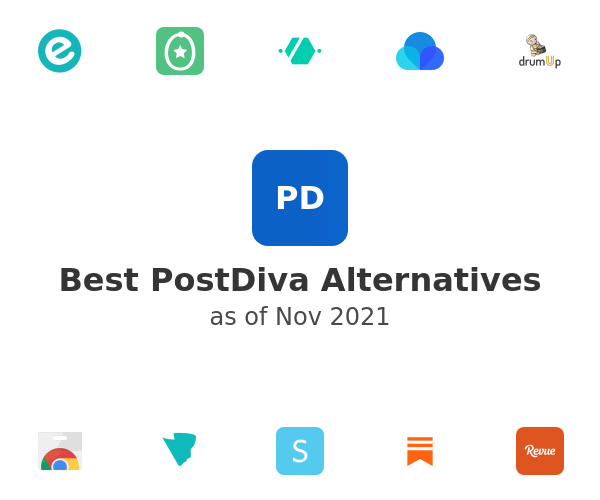 Best PostDiva Alternatives