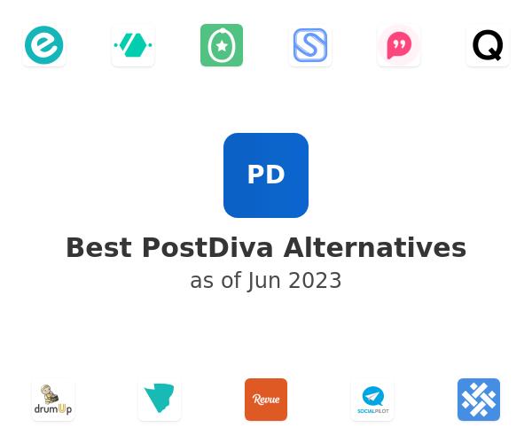 Best PostDiva Alternatives