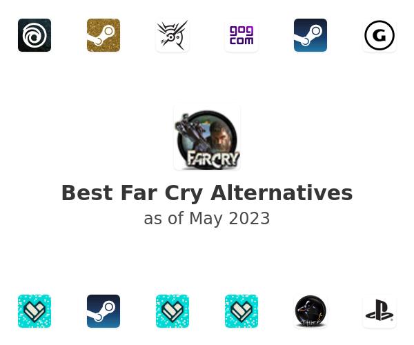 Best Far Cry Alternatives