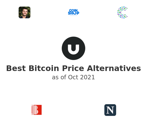 Best Bitcoin Price Alternatives