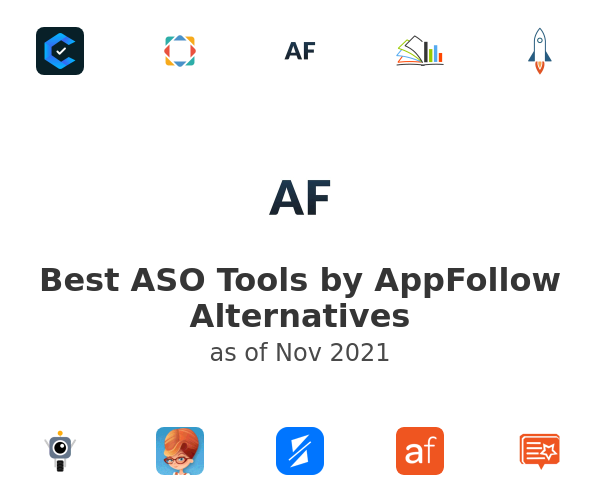 Best ASO Tools by AppFollow Alternatives