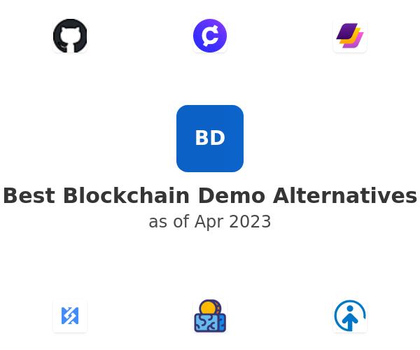 Best Blockchain Demo Alternatives