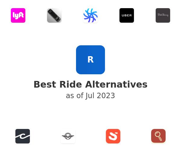 Best Ride Alternatives