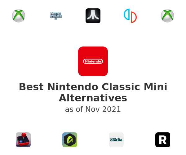 Best Nintendo Classic Mini Alternatives