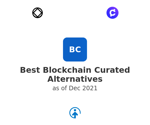 Best Blockchain Curated Alternatives