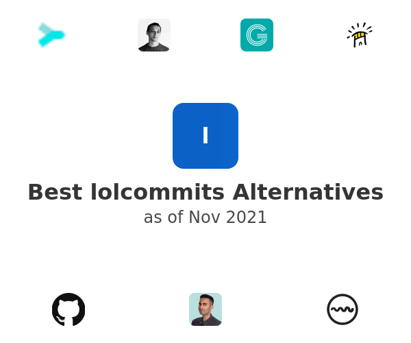 Best lolcommits Alternatives