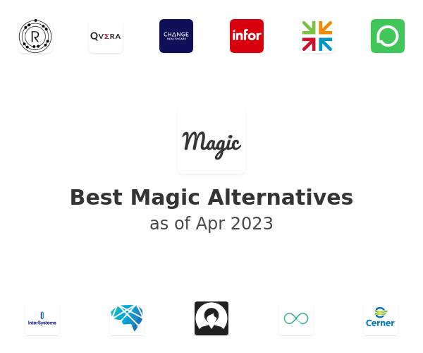 Best Magic Alternatives