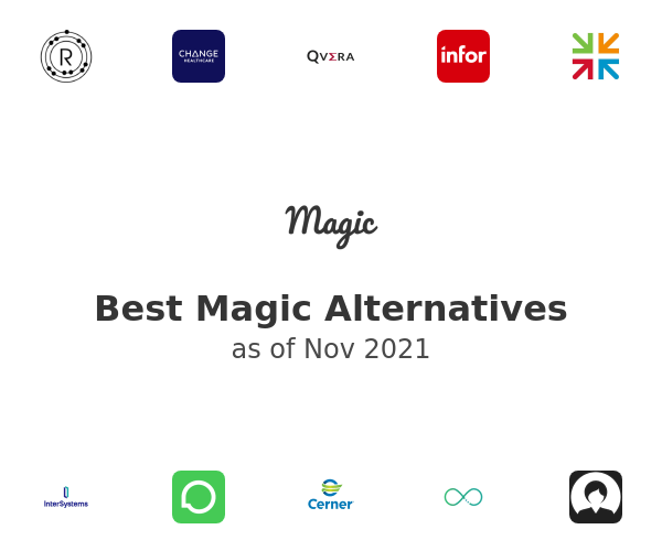 Best Magic Alternatives