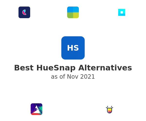 Best HueSnap Alternatives