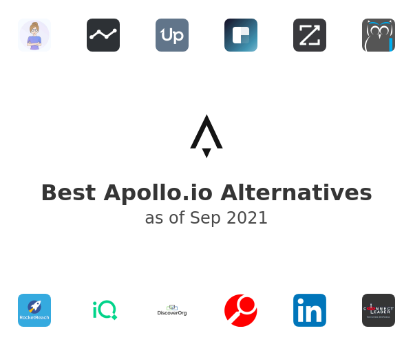 Best Apollo.io Alternatives