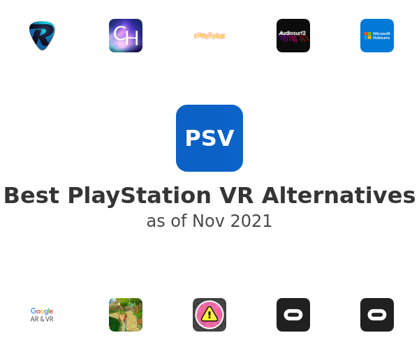 Best PlayStation VR Alternatives
