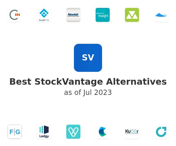 Best StockVantage Alternatives