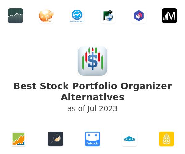 Best Stock Portfolio Organizer Alternatives