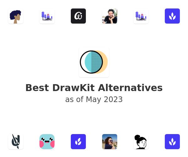 Best DrawKit Alternatives