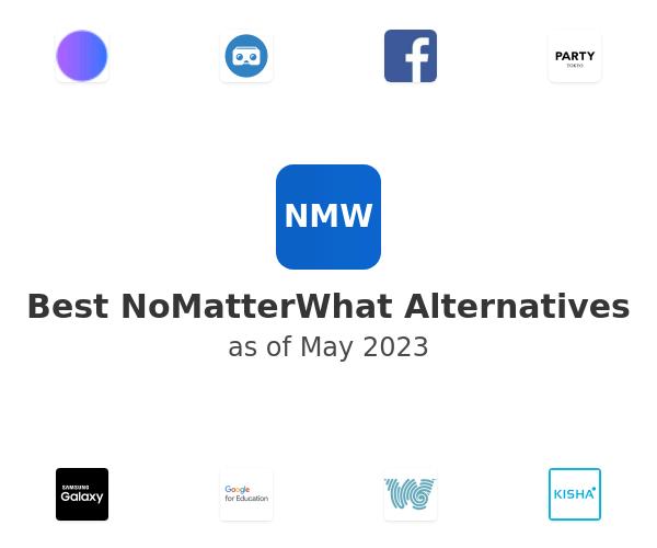 Best NoMatterWhat Alternatives