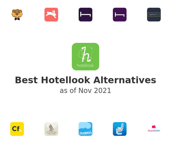 Best Hotellook Alternatives